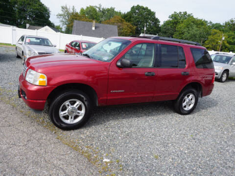 2005 Ford Explorer for sale at Colonial Motors in Mine Hill NJ