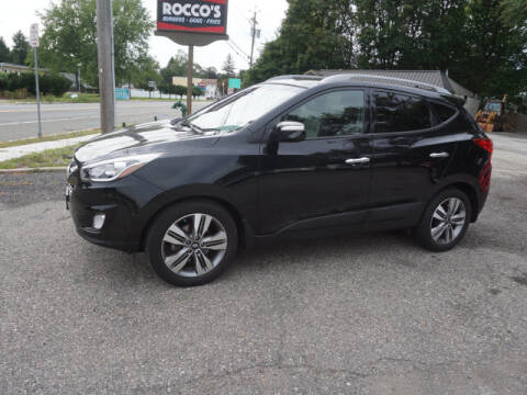 2015 Hyundai Tucson for sale at Colonial Motors in Mine Hill NJ