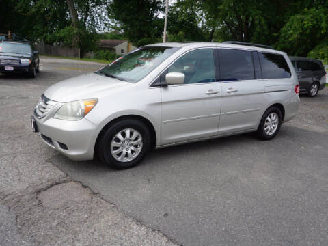 2008 Honda Odyssey for sale at Colonial Motors in Mine Hill NJ