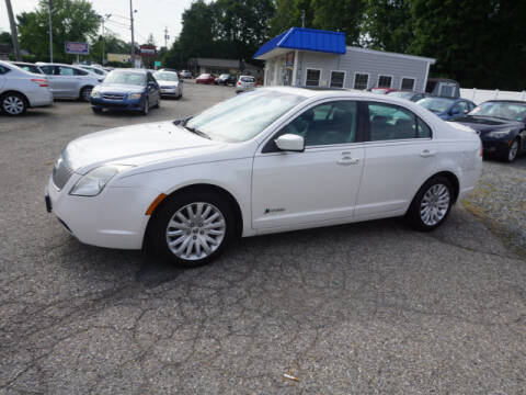 2010 Mercury Milan Hybrid for sale at Colonial Motors in Mine Hill NJ