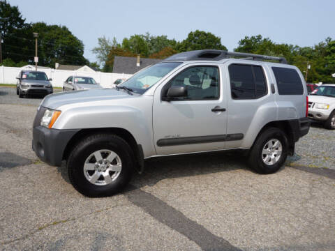 2007 Nissan Xterra for sale at Colonial Motors in Mine Hill NJ