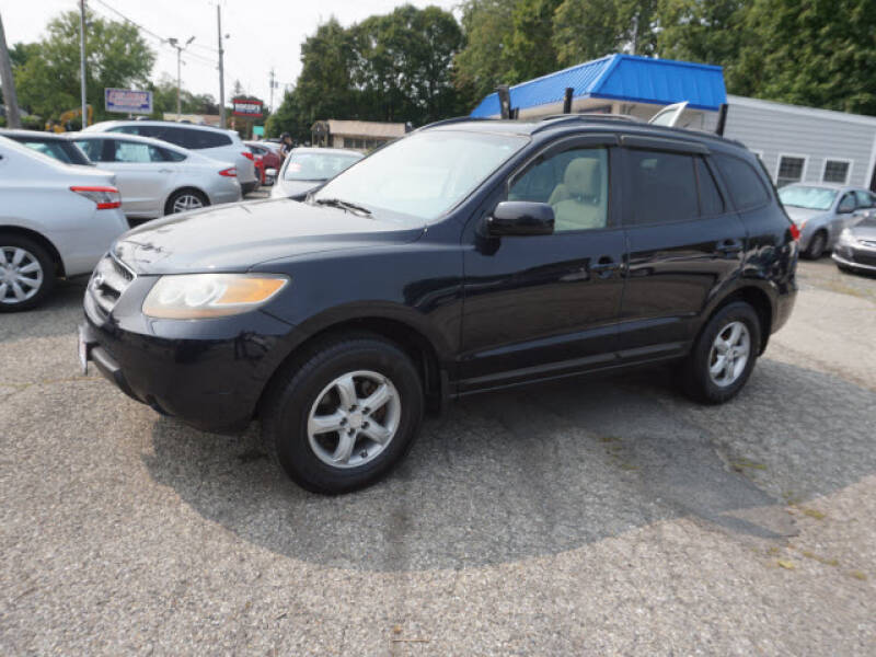 2007 Hyundai Santa Fe for sale at Colonial Motors in Mine Hill NJ