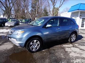 2007 Acura MDX for sale in Mine Hill, NJ