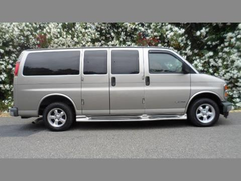 1999 Chevrolet Express Passenger for sale in Sacramento, CA