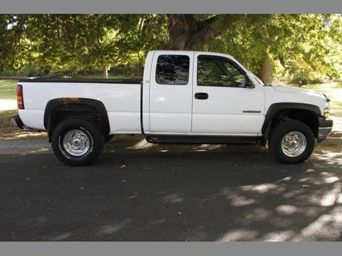 2001 Chevrolet Silverado 2500HD for sale in Sacramento CA