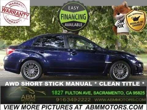 2013 Subaru Impreza for sale in Sacramento, CA
