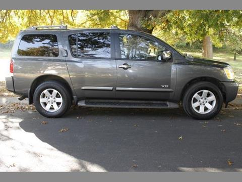 2006 Nissan Armada for sale in Sacramento, CA