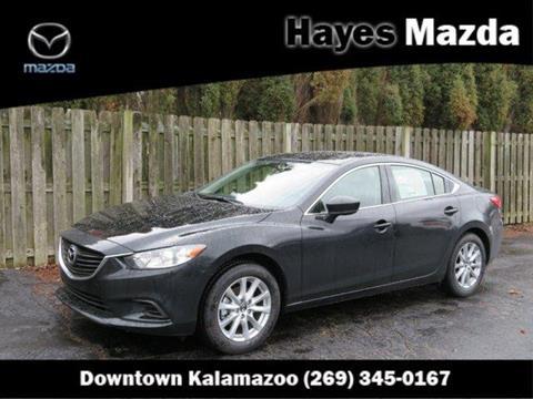 2017 Mazda MAZDA6 for sale in Kalamazoo, MI