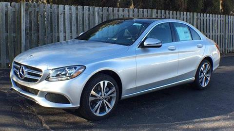 Mercedes benz c class for sale in michigan for Mercedes benz kalamazoo