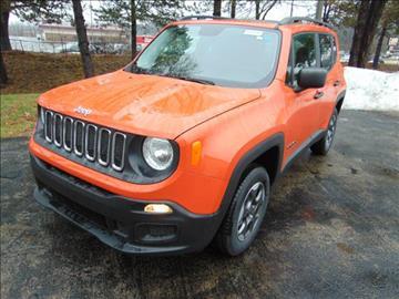 2017 Jeep Renegade for sale in Kalamazoo, MI