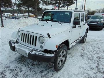 2017 Jeep Wrangler Unlimited for sale in Kalamazoo, MI