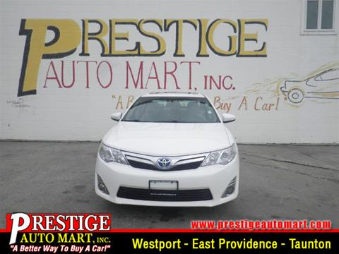 2014 Toyota Camry Hybrid for sale in Seekonk, MA