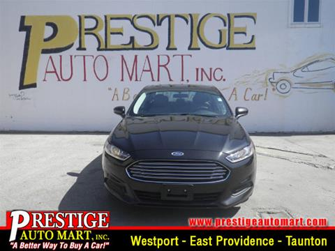 2015 Ford Fusion Hybrid for sale in Seekonk, MA
