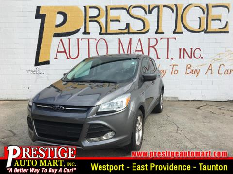 2014 Ford Escape for sale in Seekonk, MA