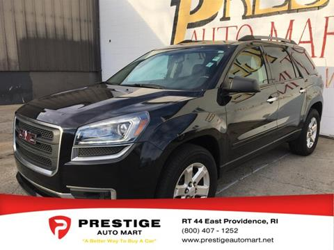 2014 GMC Acadia for sale in Seekonk, MA