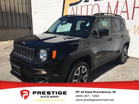 2016 Jeep Renegade for sale in Seekonk, MA