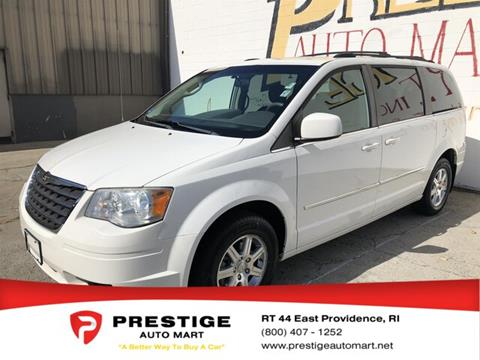 2019 Chrysler Town and Country for sale in Seekonk, MA