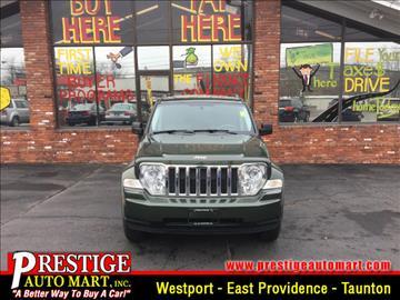2008 Jeep Liberty for sale in Taunton, MA