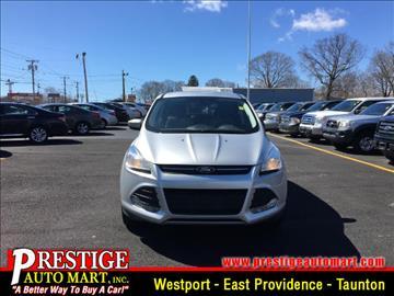 2014 Ford Escape for sale in Taunton, MA