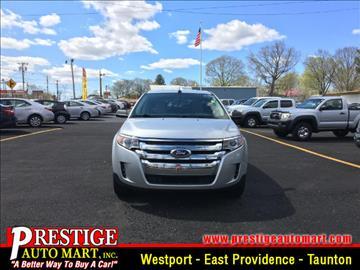 2013 Ford Edge for sale in Taunton, MA