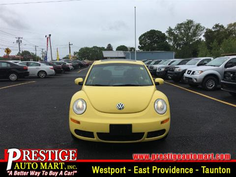 2006 Volkswagen New Beetle for sale in Taunton MA
