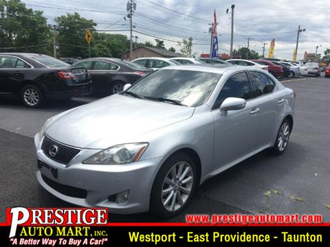2009 Lexus IS 250 for sale in Taunton, MA
