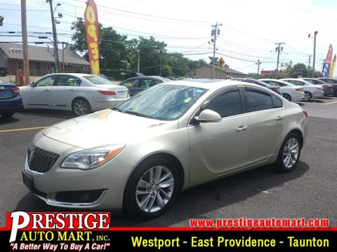 2014 Buick Regal for sale in Taunton MA