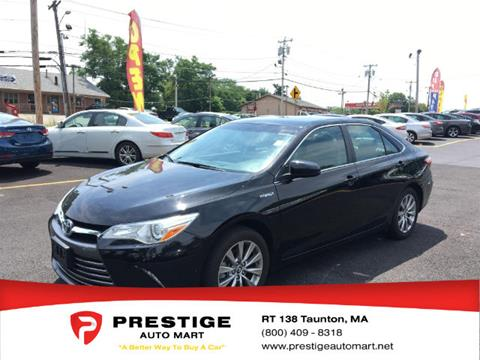 2015 Toyota Camry Hybrid for sale in Taunton MA