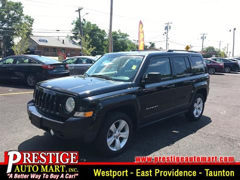 2014 Jeep Patriot for sale in Taunton, MA