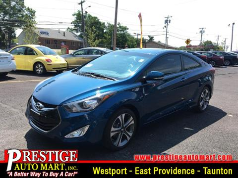 2014 Hyundai Elantra Coupe for sale in Taunton, MA