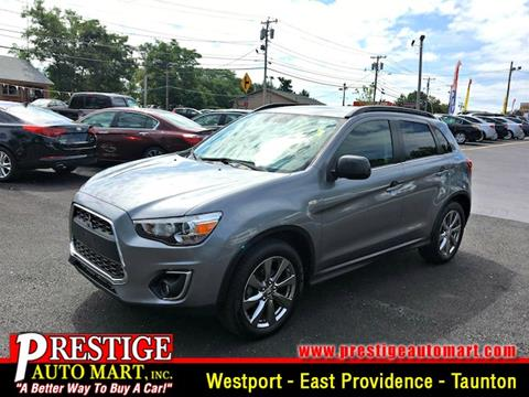 2013 Mitsubishi Outlander Sport for sale in Taunton MA