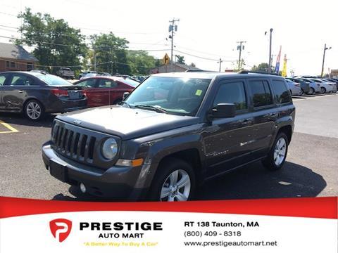2015 Jeep Patriot for sale in Taunton MA