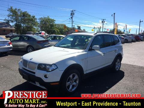 2008 BMW X3 for sale in Taunton MA