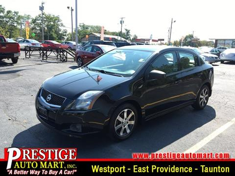 2012 Nissan Sentra for sale in Taunton, MA