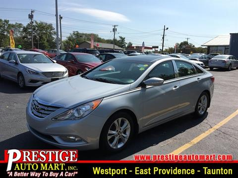 2012 Hyundai Sonata for sale in Taunton, MA