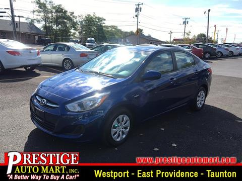 2016 Hyundai Accent for sale in Taunton, MA