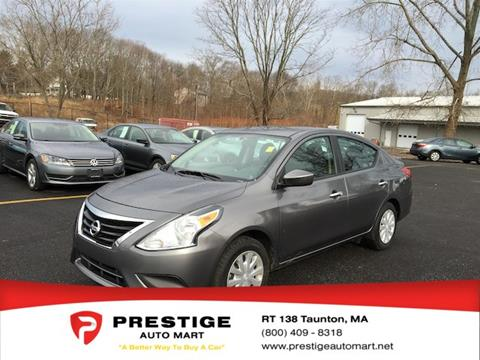 Nissan Versa For Sale in Taunton, MA - Carsforsale.com