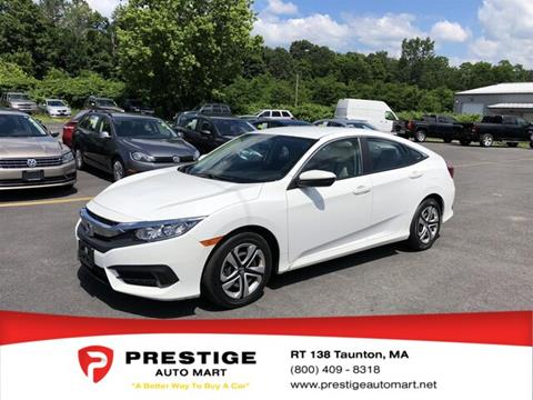 2016 Honda Civic for sale in Taunton, MA