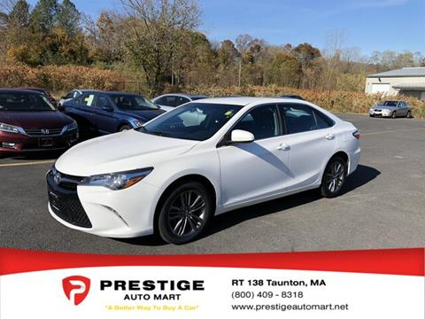 2017 Toyota Camry for sale in Taunton, MA