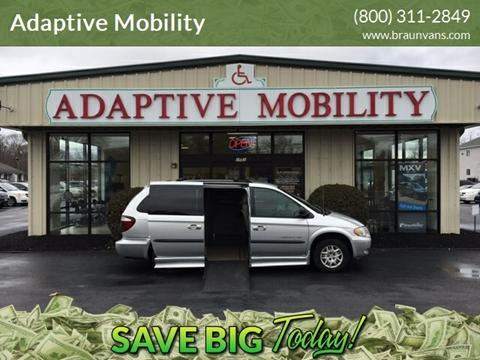2003 Dodge Grand Caravan for sale in Seekonk, MA