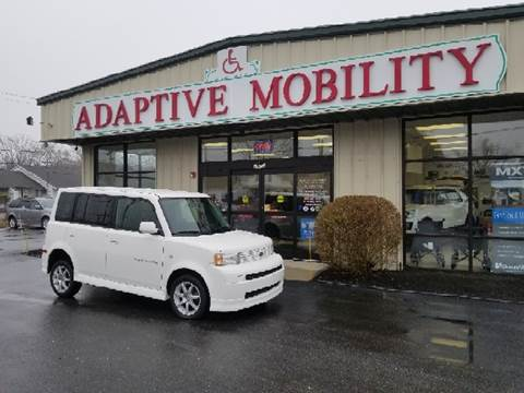 2006 Scion xB for sale at Adaptive Mobility Wheelchair Vans in Seekonk MA