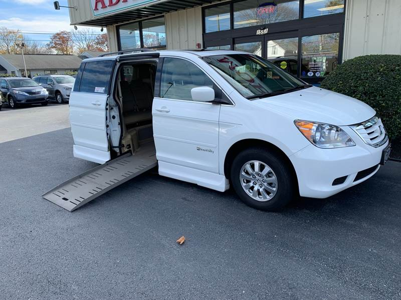 2010 Honda Odyssey Ex L 4dr Mini Van W Dvd In Seekonk Ma Adaptive