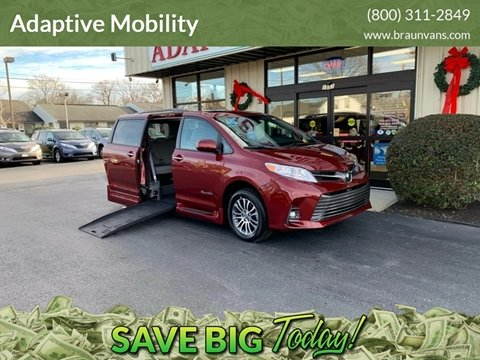 2018 Toyota Sienna for sale in Seekonk, MA