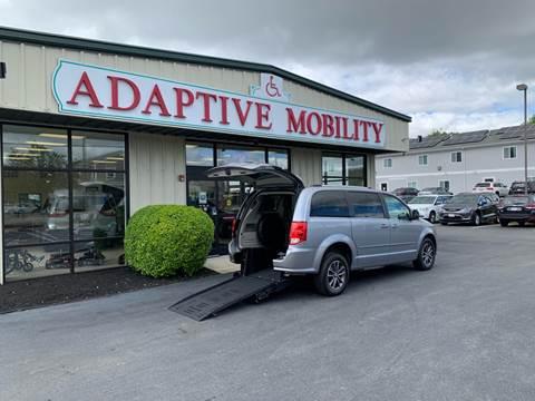 2017 Dodge Grand Caravan for sale in Seekonk, MA