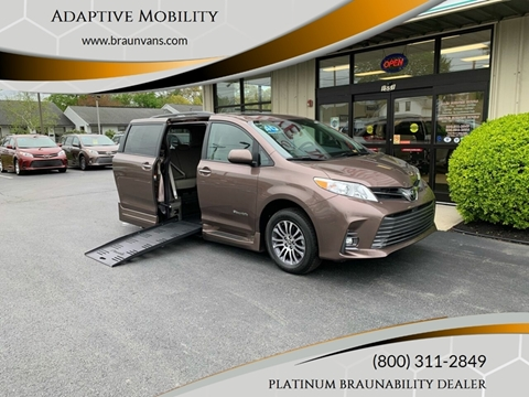2019 Toyota Sienna for sale in Seekonk, MA