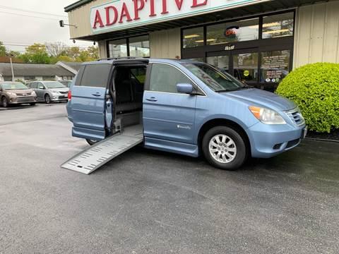 2010 Honda Odyssey for sale in Seekonk, MA