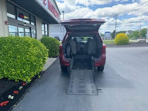 2015 Toyota Sienna for sale in Seekonk, MA