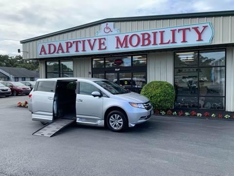 2014 Honda Odyssey for sale in Seekonk, MA