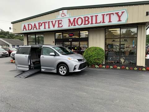 2018 Toyota Sienna for sale in Seekonk, MA