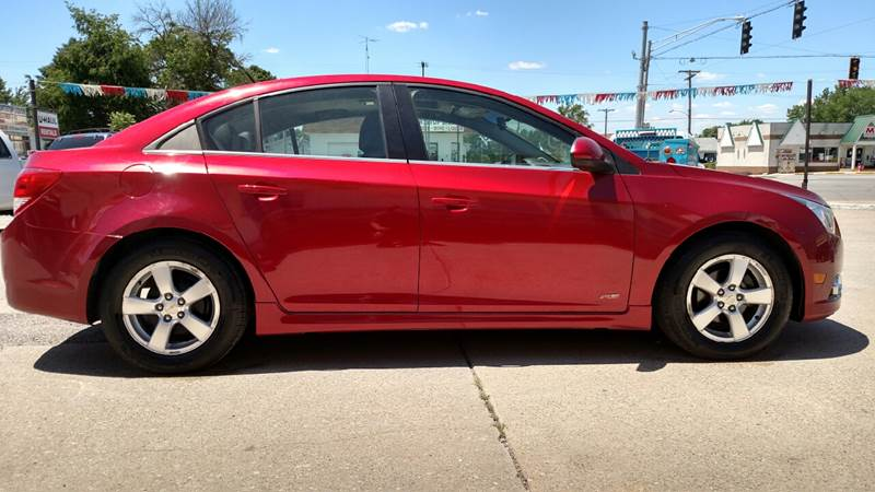 2011 Chevrolet Cruze LT 4dr Sedan w/2LT - Reynolds IN